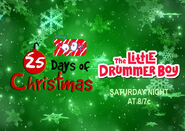 Disney XD Toons 25 Days Of Christmas The Little Drummer Boy Promo 2018