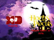 Disney XD Toons Theater Hocus Pocus Promo 2017