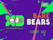 Disney XD Toons We Bare Bears Promo 2017 (UK)