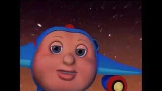 Jay Jay the Jet Plane Jay Jay's Big Mystery Credits with Once Upon A Dream