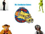 Mr. Conductor Enters the Magic School Bus
