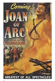 1948 - Joan of Arc Movie Poster