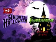 Disney XD Toons 31 Nights Of Halloween Frankenweenie Promo 2018