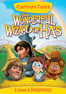 Cartoontales wizard of ha's
