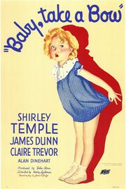 1934 - Baby Take a Bow Movie Poster
