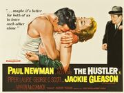 1961 - The Hustler Movie Poster