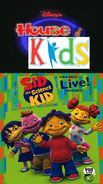 Sid The Science Kid: Scienctists in Live Animtion