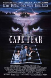 1991 - Cape Fear Movie Poster
