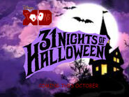 Disney XD Toons 31 Nights Of Halloween Coming This October 2018