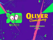 Disney XD Toons Theater Oliver And Company Promo 2017