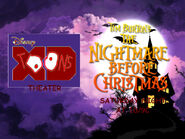 Disney XD Toons Theater The Nightmare Before Christmas Promo 2017