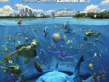 Opening to Finding Nemo 2003 AMC Theatres