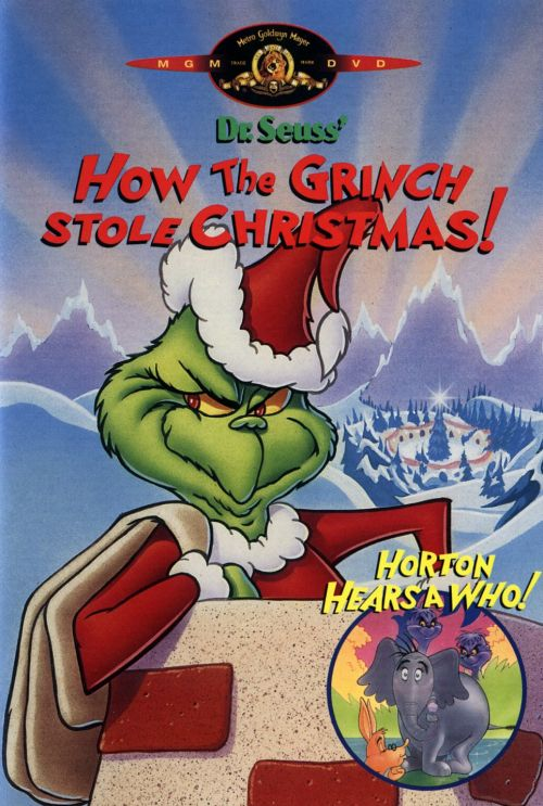 Opening To How The Grinch Stole Christmas 1999 DVD (MGM Print ...