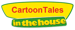 CartoonTales in the House logo