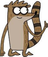 Rigby the Raccoon