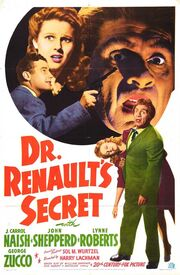 1942 - Dr Renault's Secret Movie Poster