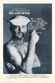 1973 - The Last Detail Movie Poster