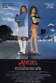 1984 - Angel Movie Poster