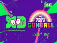 Disney XD Toons The Amazing World Of Gumball Promo 2017 (UK)