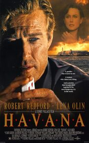 1990 - Havana Movie Poster