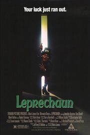 1993 - Leprechaun Movie Poster