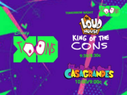 Disney XD Toons The Loud House King Of The Cons Right After The Casagrandes Tomorrow Promo 2019 UK