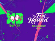 Disney XD Toons Theater The Fox And The Hound Promo 2017