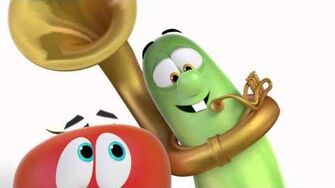 VeggieTales Noah's Ark - Opening Theme Song