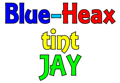 BlueHeaxtintJayLogo
