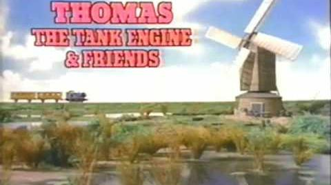 Opening to James Learns A Lesson 1993 vhs