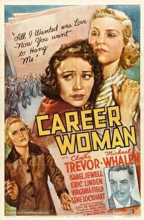 1936 - Career Woman