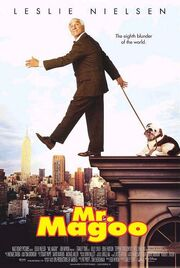 1997 - Mr. Magoo Movie Poster