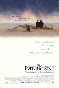 The Evening Star (1996) Poster