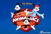 Yakko, Wakko, and Dot