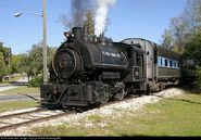 2012-07-15 - Steam Excursion on the Oil Creek & Titusville Flagg Coal Co.