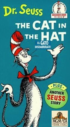 Opening To Dr Seuss Beginner Book Video The Cat In The Hat