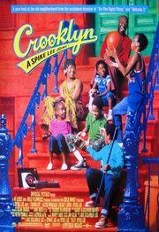 1994 - Crooklyn Movie Poster