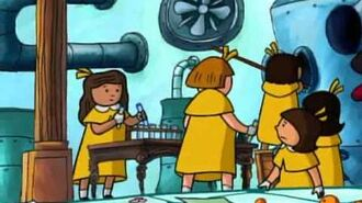 Madeline 2000 - Episode 18 - Madeline and the Perfume Factory