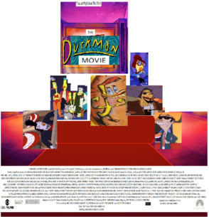 The Duckman Movie (1997) Poster 2-0