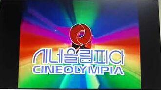 CineOlympia home video logo