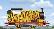 Cosmo the Wild Yellow Engine