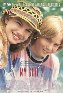 My Girl 2 (1994) Poster