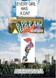 Pepper Ann The Movie (2001) Poster