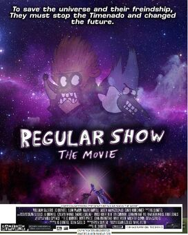 Regular Show The Movie (2000) Poster