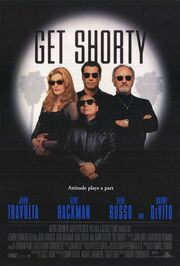 1995 - Get Shorty Movie Poster