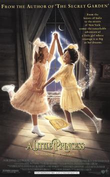 A Little Princess (1995) Poster