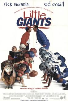 Little Giants (1994) Poster