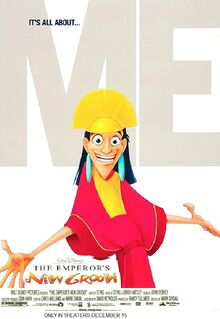 The Emperor's New Groove (2000) Poster