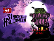 Disney XD Toons 31 Nights Of Halloween Scary Godmother The Revenge Of Jimmy Promo 2018