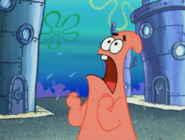Patrick Star Screams (Spongebob Squarepants)